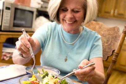 Benessere e Alimentazione in Menopausa